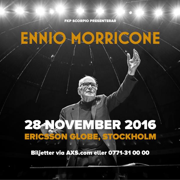 Ericsson Globe, Stockholm.